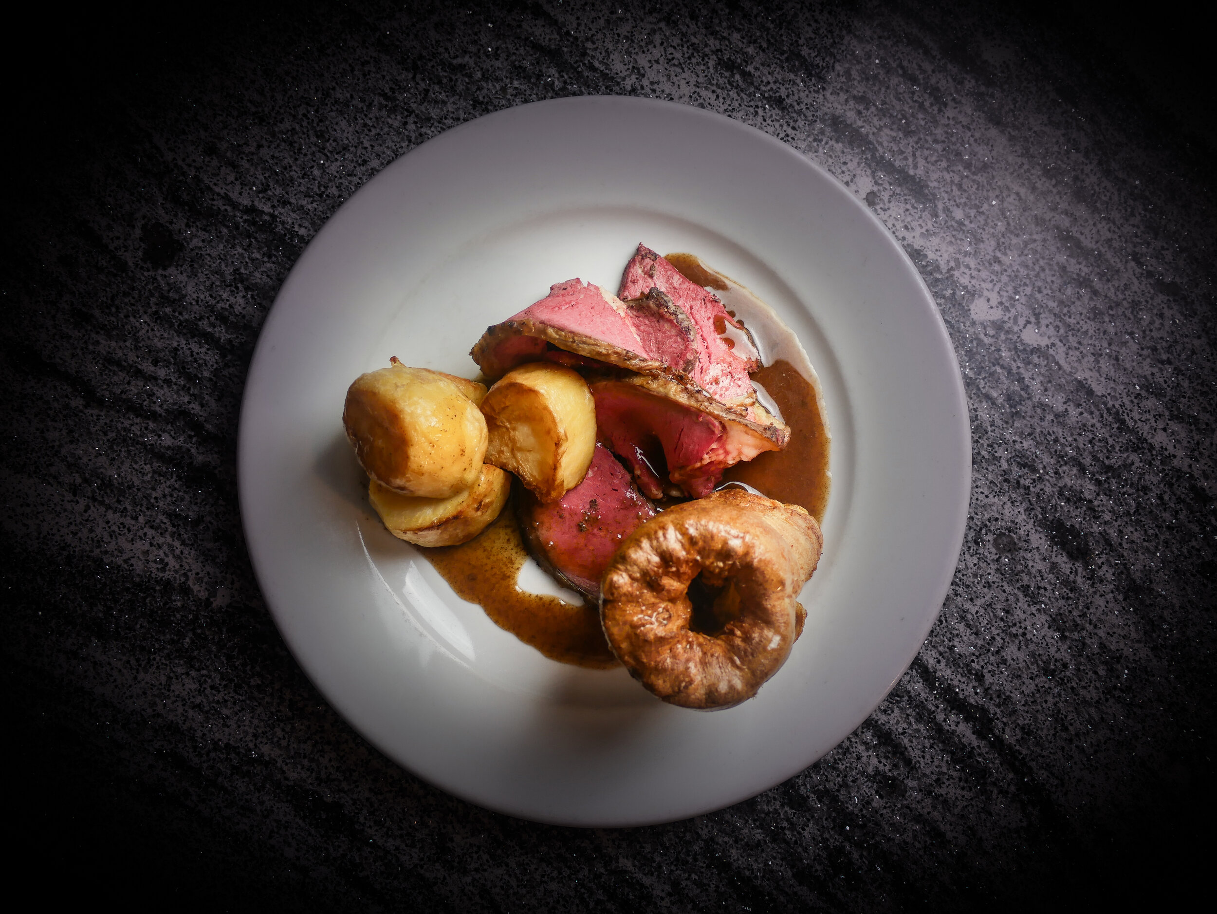 The Long Room Roast Dinner