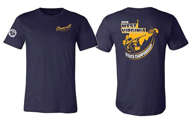 Check out this AWESOME t-shirt by @rachellehedrick that all registrants of the Main Event in this year's WV State Championship will receive!Designed BY a WV outdoors girl FOR West Virginia outdoors lovers!What could be more perfect?? 💙💛 Online registration is OPEN on ScoringPRO.com!Be sure to take a few minutes this holiday weekend to get your registration submitted.Then start getting excited:About being a part of this special event AND about adding one of these limited edition shirts to YOUR wardrobe! 💙💛 #wildandwonderfulwv