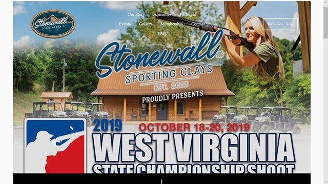Have you visited our website:  www.stonewallsportingclays.com lately?? If not, we hope you'll take a minute to jump on and check out what's new!  Better yet, how would you like to see YOUR ad scrolling on our home page?? Exciting web ad opportunities are coming SOON!  Message us for details!
