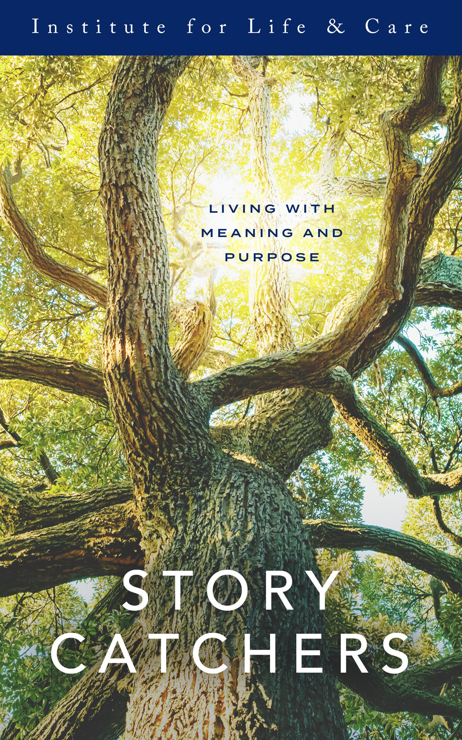 """story catchers - Story Catchers is a transformational workbook that allows the reader to navigate the elementary components of the THRIVING FROM WITHIN® model. The purpose of the book is to gain insight on your own story and how to enhance meaning and purpose in your life.In today's world it is easy to feel that we are not """"enough"""", attractive enough…you name it. Desperate to fit in, we spend a lot of time pretending to be someone we're not, losing our way in the process.When we know who we are we can focus on what truly matters, our sense of meaning and purpose, and sharing our gifts and talents with the world."""
