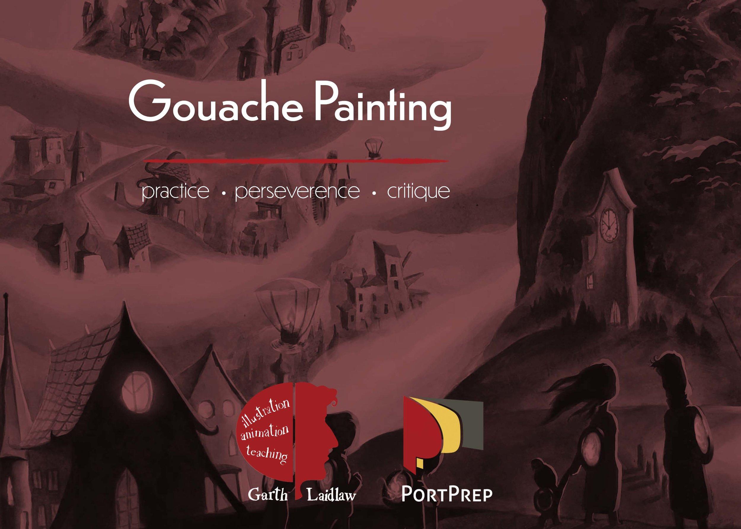 PortPrep 8-week Class Postcard-gouache painting-front.jpg