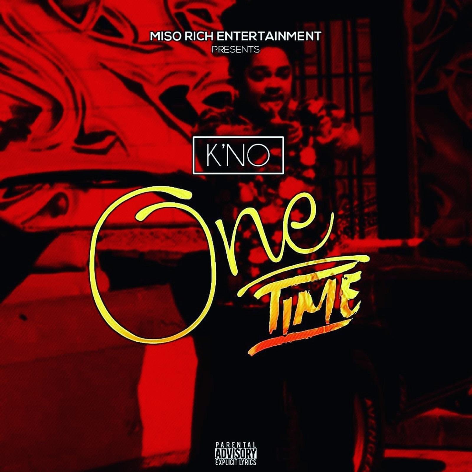 K'NO SINGLE ONE TIME N.jpg