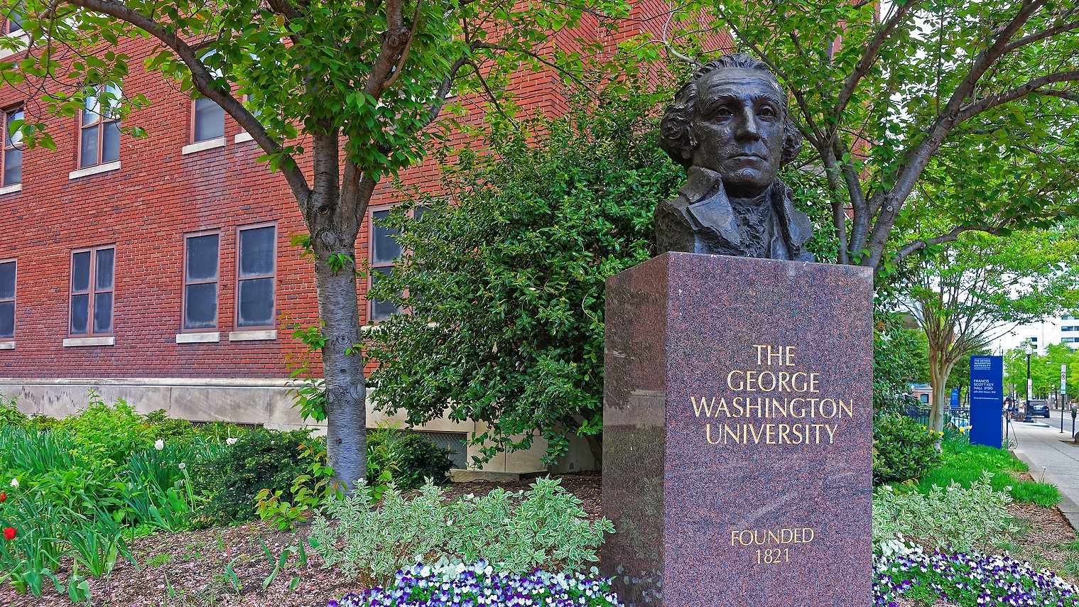 George Washington University - Part-time Adjunct Faculty