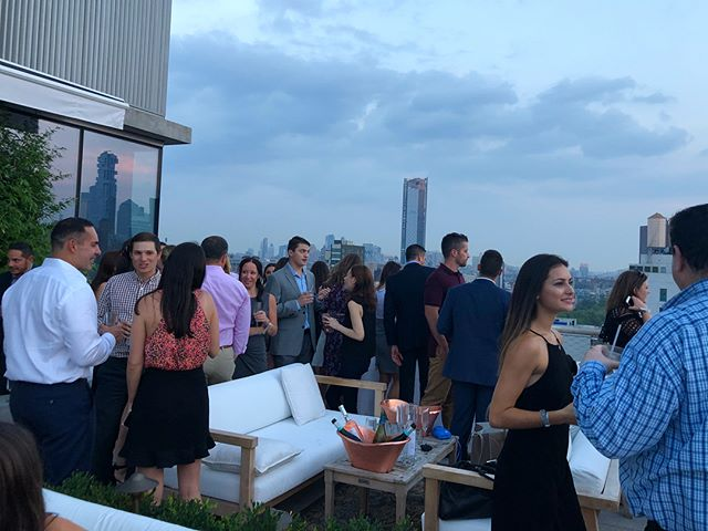Great times together at our annual Summer Party 🥂  #LevelUPLife #RooftopSzn