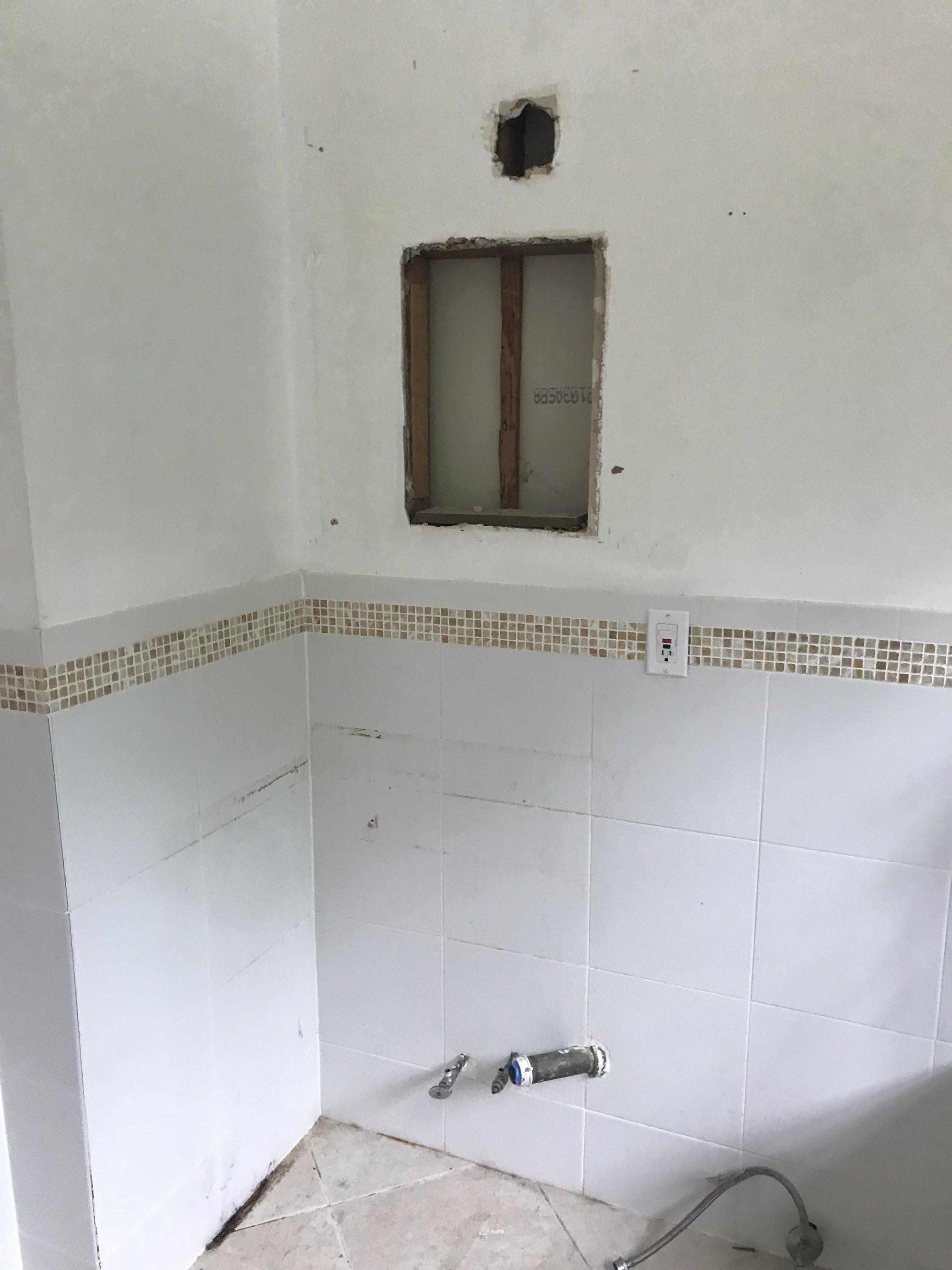 master bathroom vanity corner