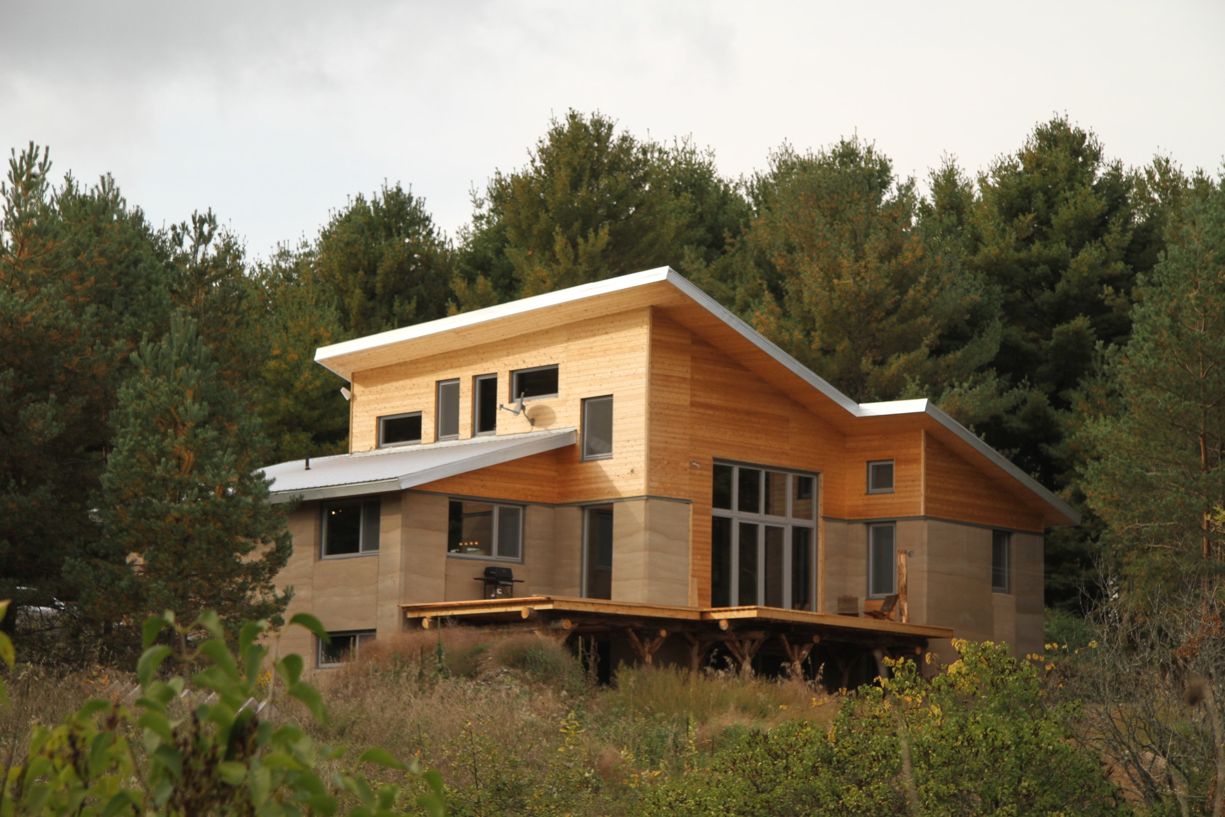 Architect: Stone's Throw Builder: Aerecura