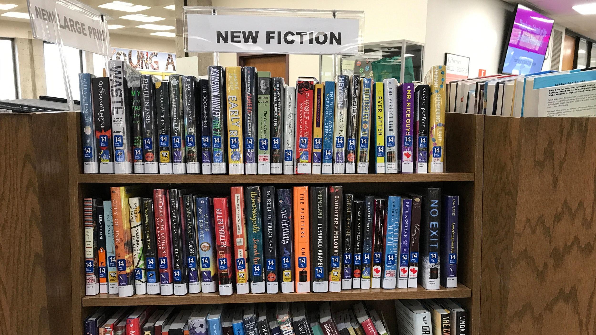 New Adult Books