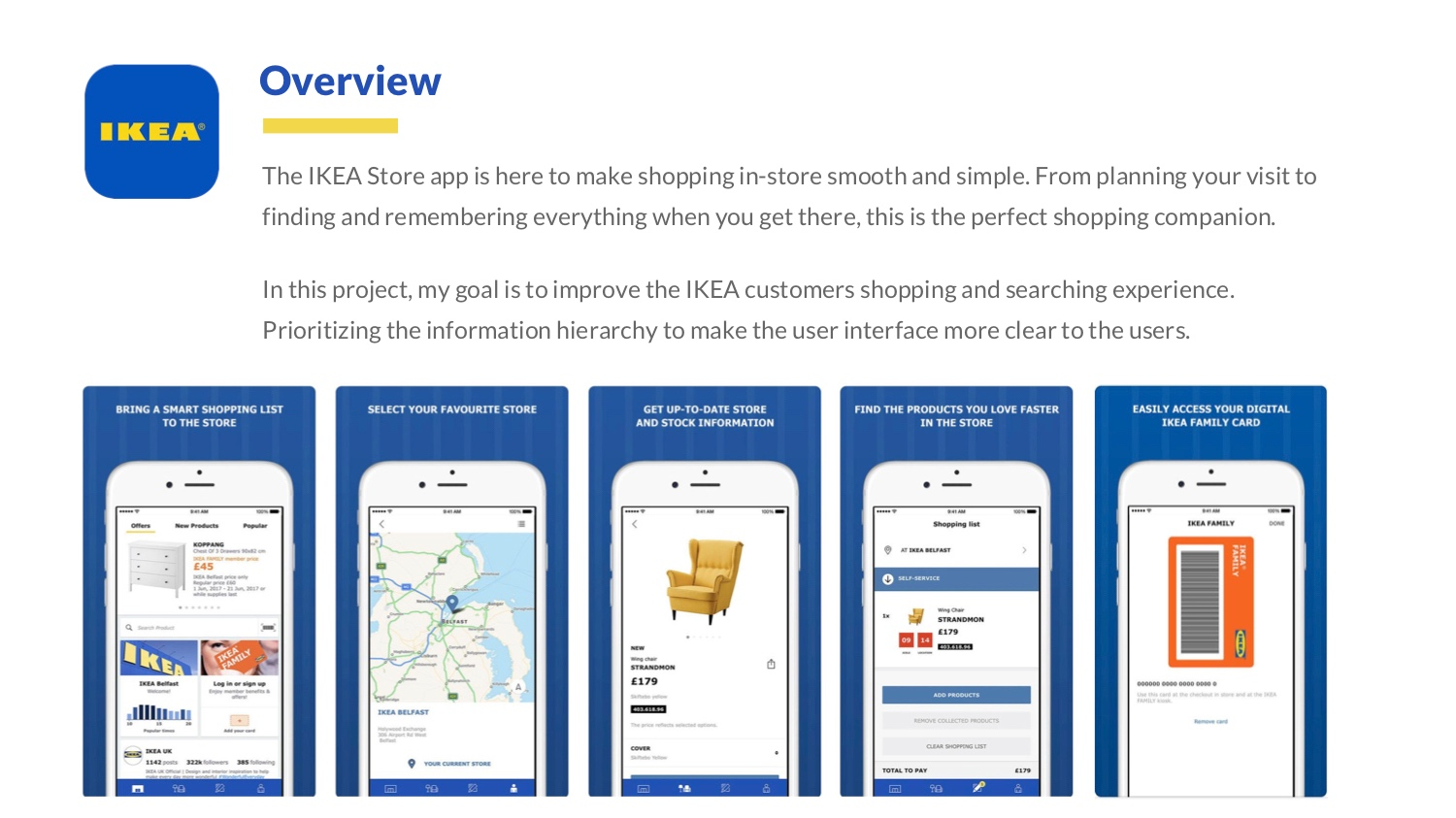 The Redesign of IKEA Mobile App — Kelly Qin