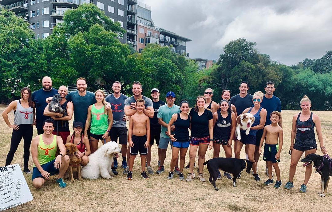 Stronghorn Saturday Sweat Session at Duncan Park