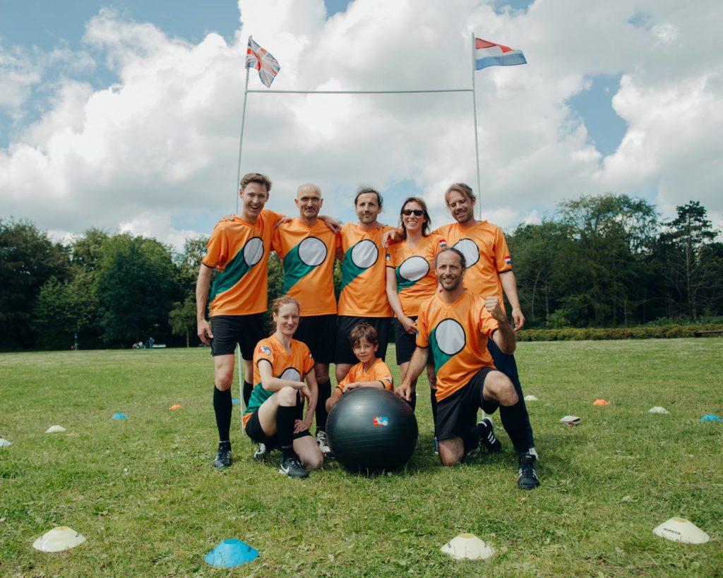 The NetherlandsHosts, 2nd Place -
