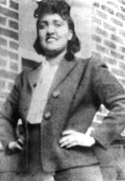 Henrietta Lacks (1920-1951).