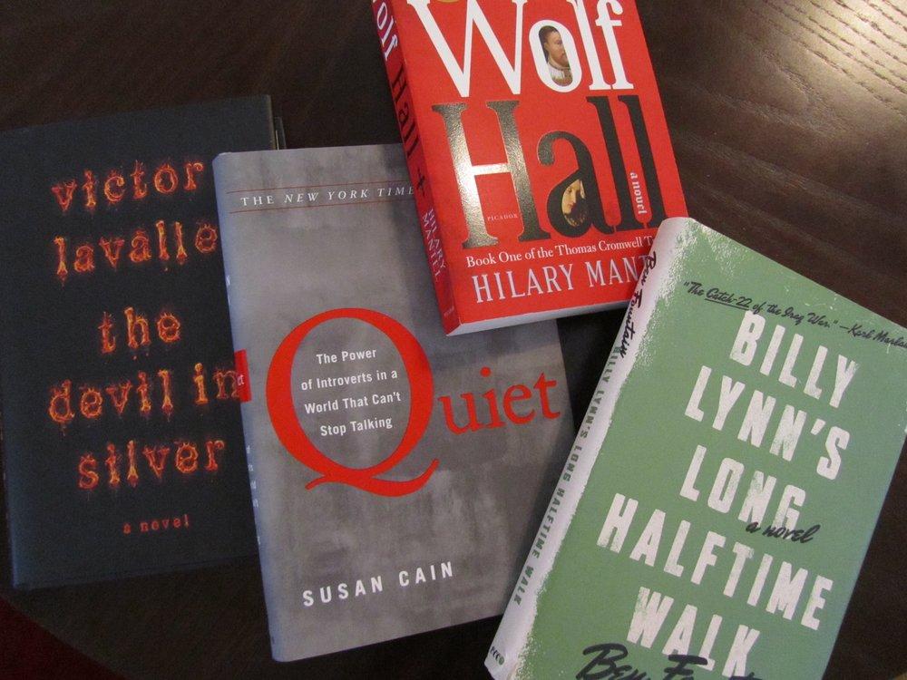 The best books I've read in 2013—so far. June 25, 2013.