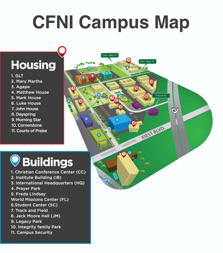 CFNI Campus Map.png