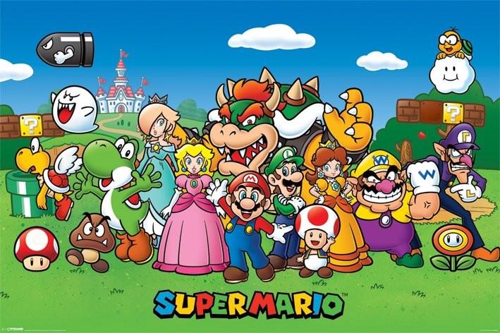 Mario litter - Velvet Dandy´s King BooVelvet Dandy´s PeachVelvet Dandy´s Yoshi
