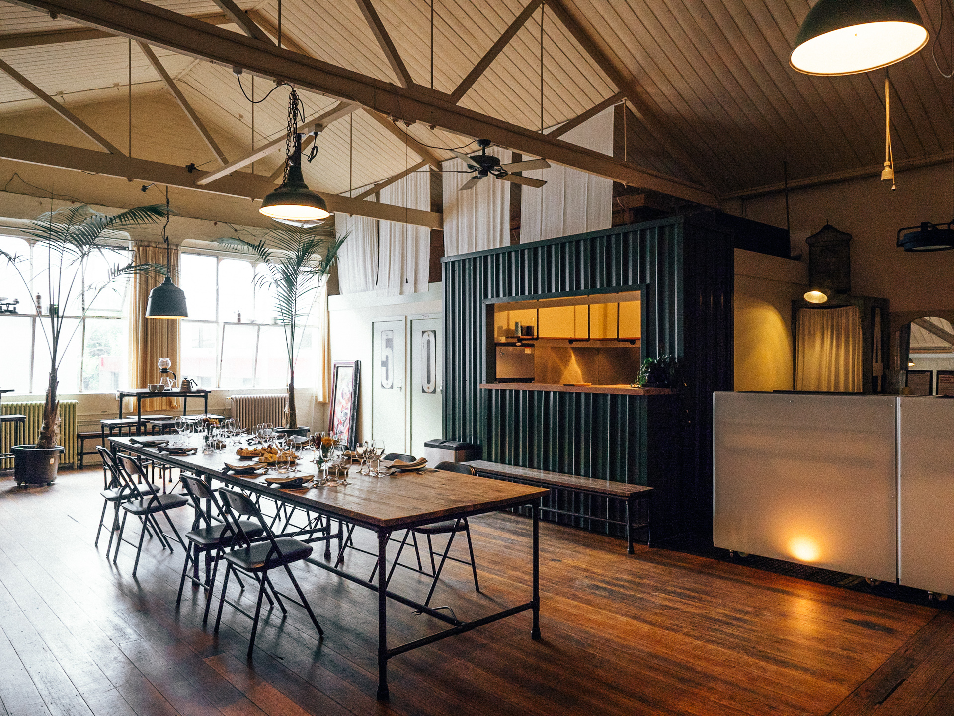 sohigh's melbourne venue space, you can hire