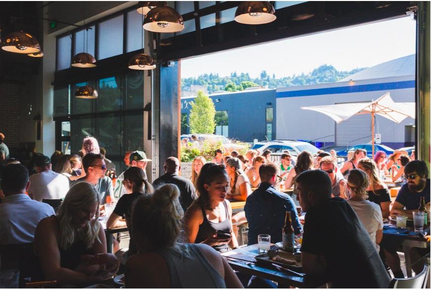 The RibbonZ Celebration - Breakside Brewery, July 2019