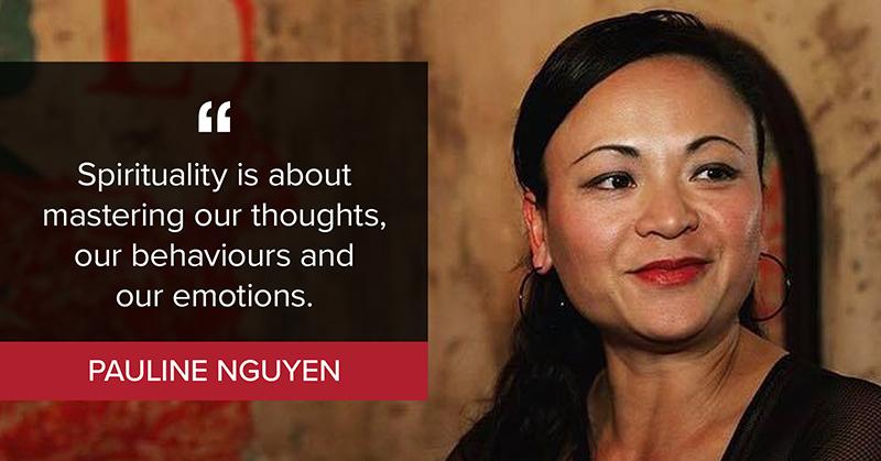 Pauline Nguyen Spiritual Entrepreneur Best Selling Author