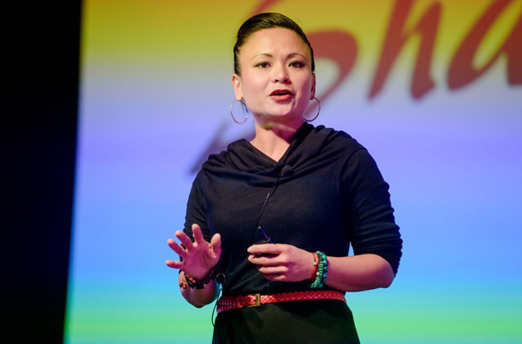 Pauline Nguyen Australian motivational speaker