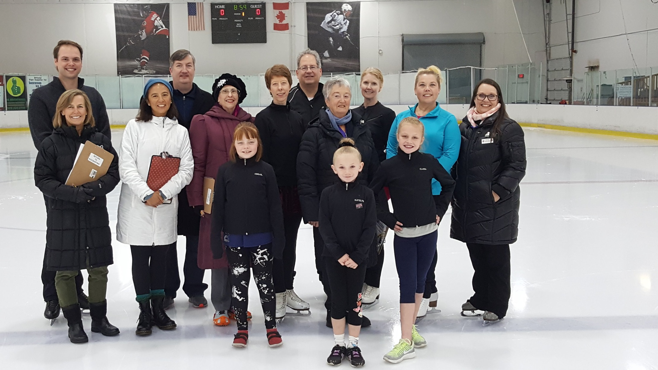 Sherwood Invitational Results 2018 - Basic 64th Place – Emily SpurillFree Skate 12nd Place – Matilda TeagueFree Skate 32nd Place – Tyler DouglasFree Skate 4 Group A1st Place – Bella Spurill3rd Place – Katelyn GearyFree Skate 4 Group B2nd Place – Paige Patterson4th Place – Adeline AhrensFree Skate 51st Place – Melian Xu2nd Place – Odelia Xiao5th Place – Hannah ChapinHigh Beginner1st Place – Emelia KesterNo Test Singles Group A1st Place – Mia TanakaNo Test Singles Group C1st Place – Abigail LehighPre-Juvenile Girls3rd Place – Emma WeiPre-Preliminary Group A3rd Place – Clara Crumal4th Place – Paige Day5th Place – Audrey Lapham6th Place – Tara KhoshnevisPre-Preliminary Group B3rd Place – Jillian North6th Place – Alex SpurillPreliminary Group A2nd Place – Ryan Azadpour4th Place – Erika SetiawanPreliminary3rd Place – Reese WakemanOpen Juvenile Ladies1st Place – Xandra JohnstonJuvenile Girls1st Place – Claire CaoJuvenile Boys2nd Place – Mark WilliamsIntermediate Ladies3rd Place – Angelina Cao7th Place – Grace CliffordNovice Ladies4th Place – Kaizen OudomJunior Ladies1st Place – Emma TangFIGURESLFI-RBI Counter Final Standings1st Place – Heath Wright2nd Place – Grace CliffordRBI-LBI Circle Eight1st Place – Tina HoltRBO-LBO Circle Eight1st Place – Tina HoltRFI-LFI Circle Eight1st Place – Tina HoltRFI-LFI Double Three2nd Place – Katelyn Geary3rd Place – Abigail Lehigh4th Place – Clara CrumalRFO-LFO Circle Eight1st Place – Tina HoltRFO-LFO Rocker1st Place – Heath Wright