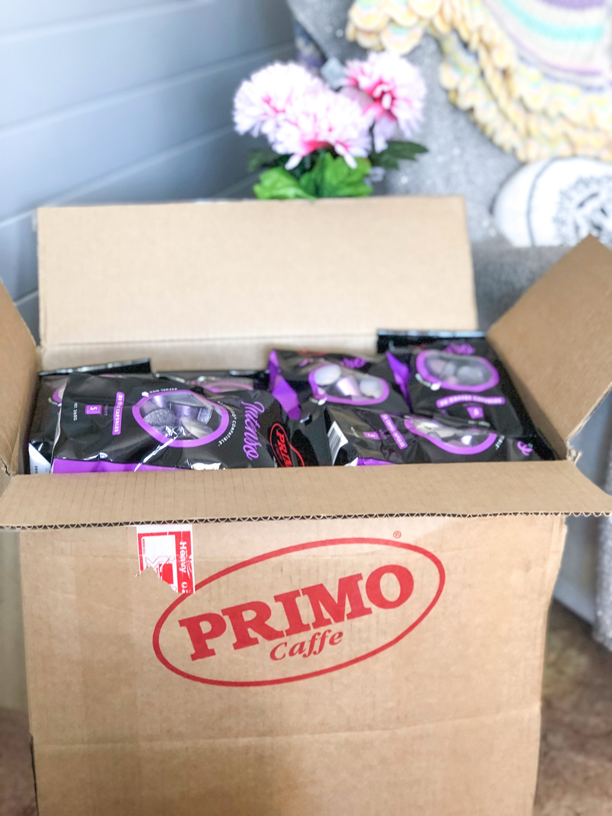 A years worth of Primo coffee.jpg