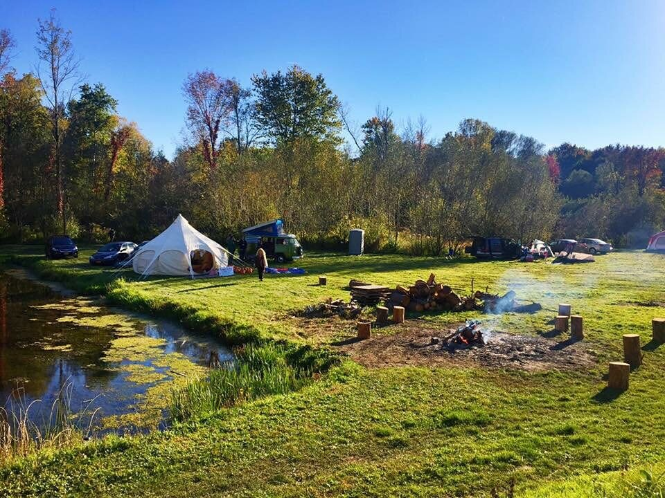 FREE Camping - Tent & RV Camping available!