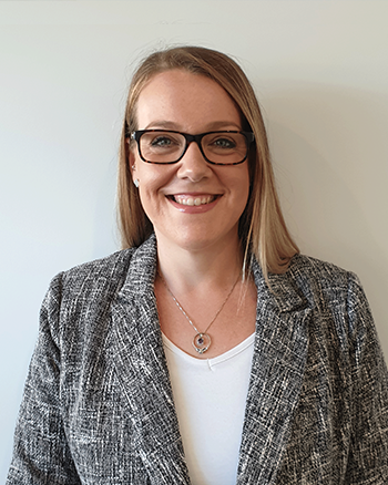 Briony Robertson  Director and Legal Advisor