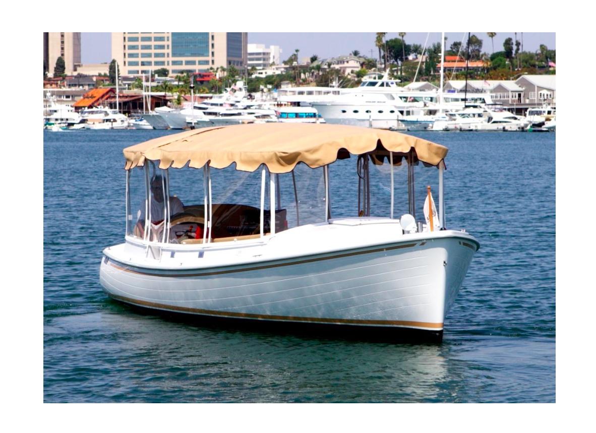 Dolphin Boat Rental Newport Beach