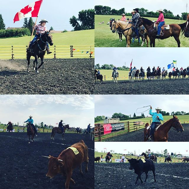 Some photos from Wawota Valley Ranch Rodeo. . . #canada #rodeo #ranch #horse #MRRA #rope #steers #mud #steers #flag