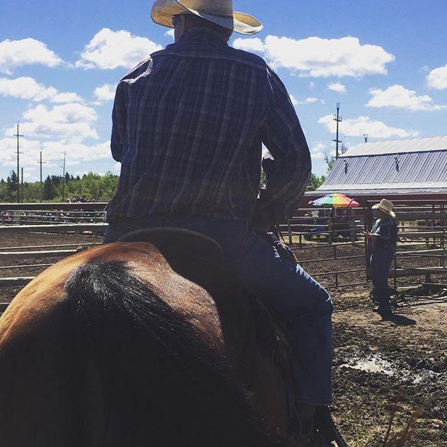 Manitobans are making their way to Woywota for today's 4 PM Rodeo.  #drivesafe #mrra #longgonetosaskatchewan