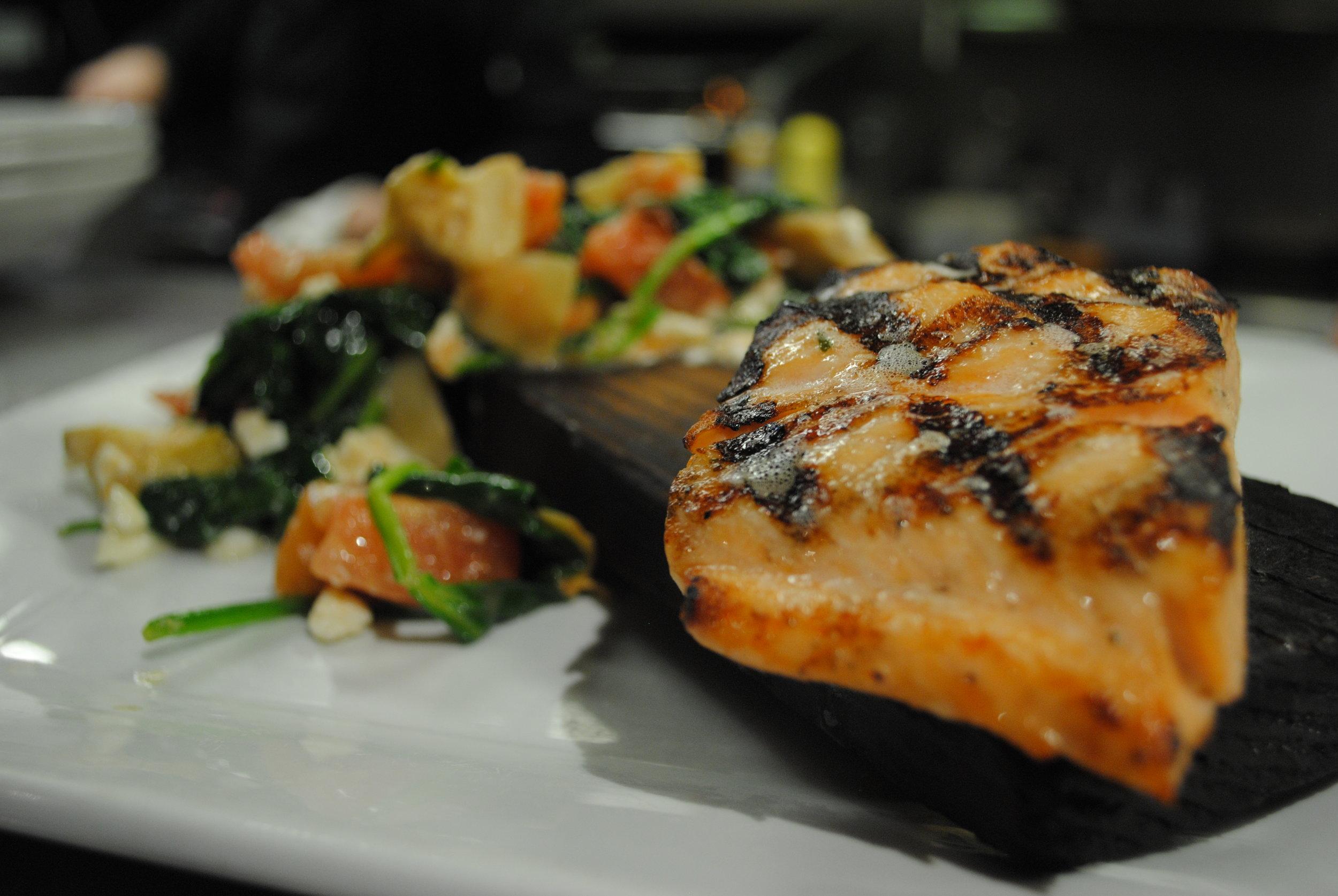 Cedar Salmon