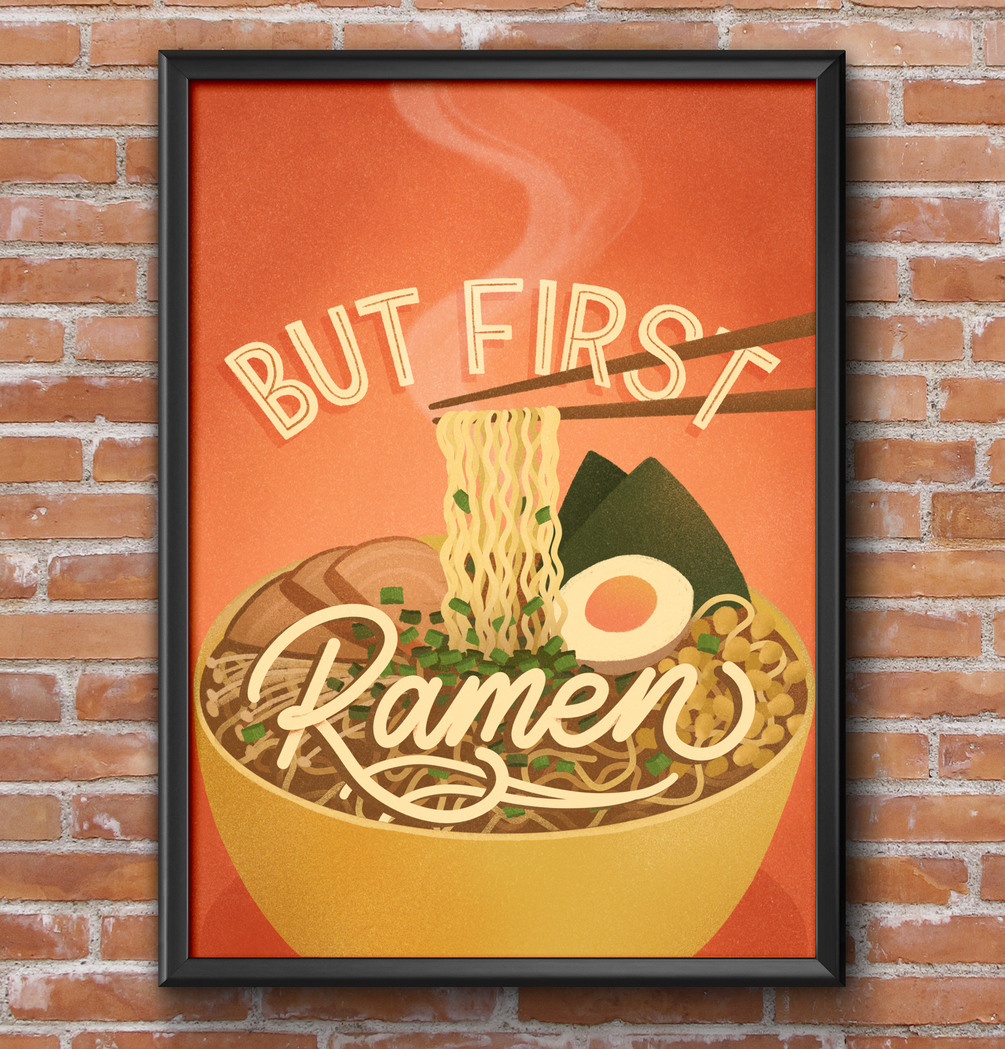 but-first-ramen-lettering-poster