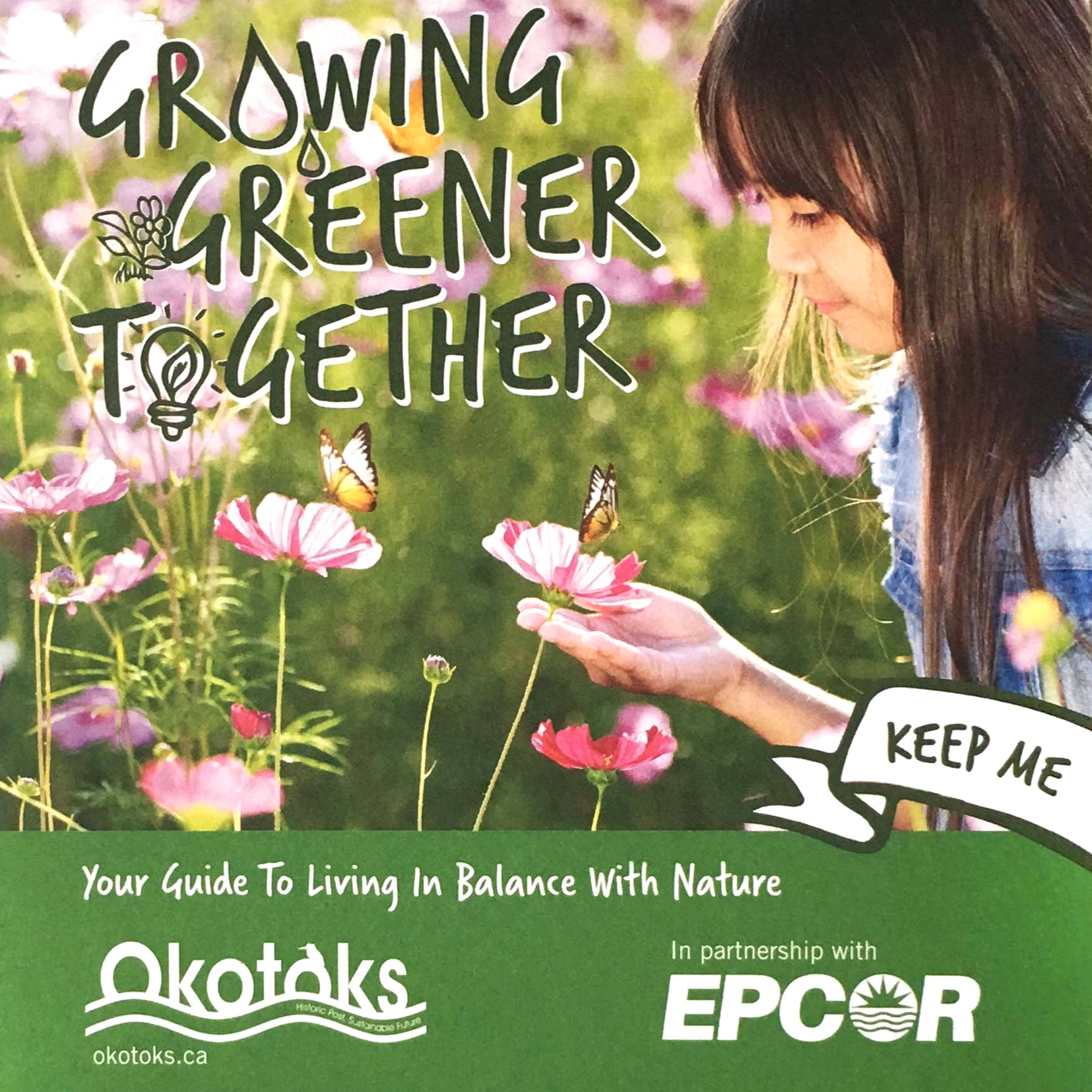 Town of Okotoks - Growing Greener Together