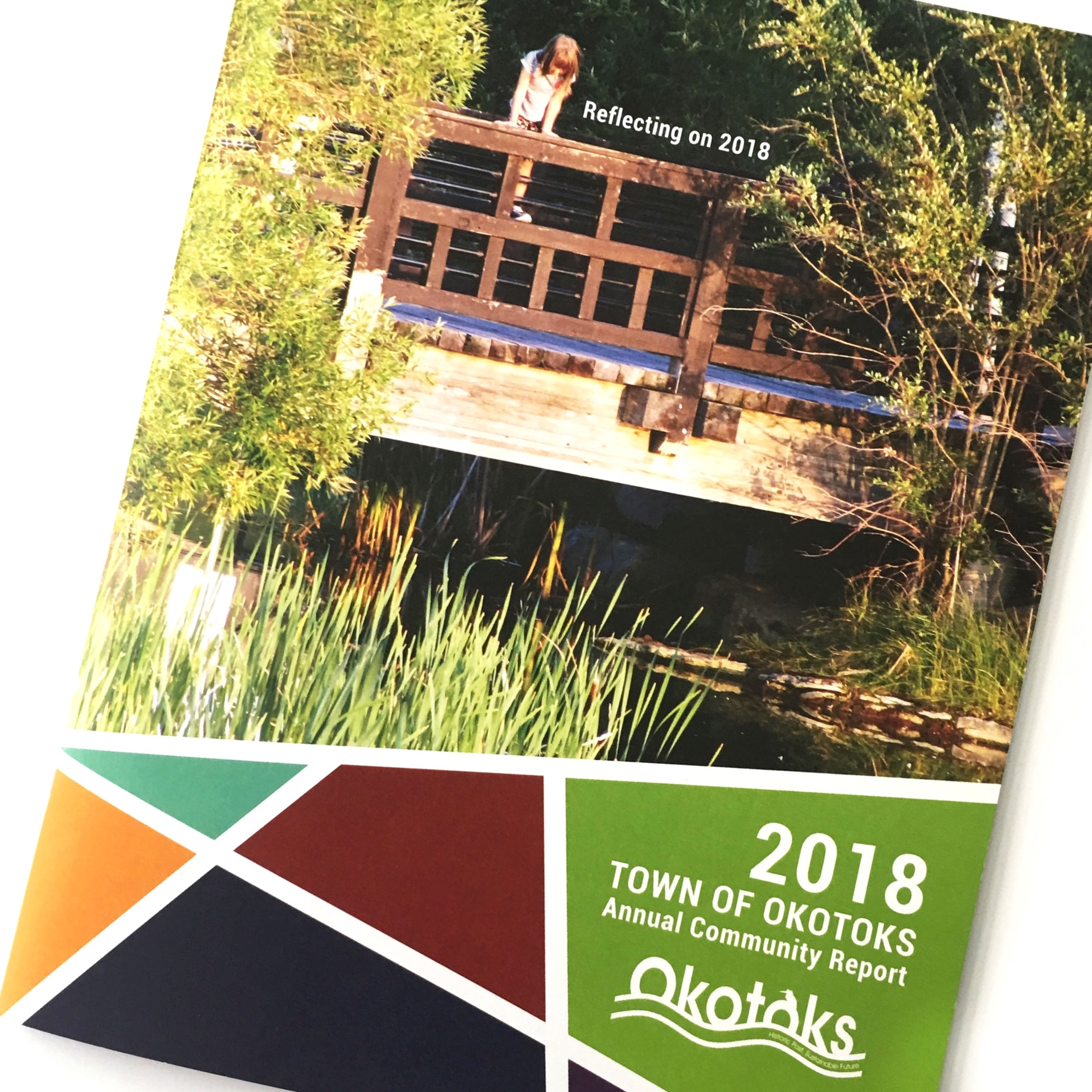 Town of Okotoks - 2018 Annual Community Report