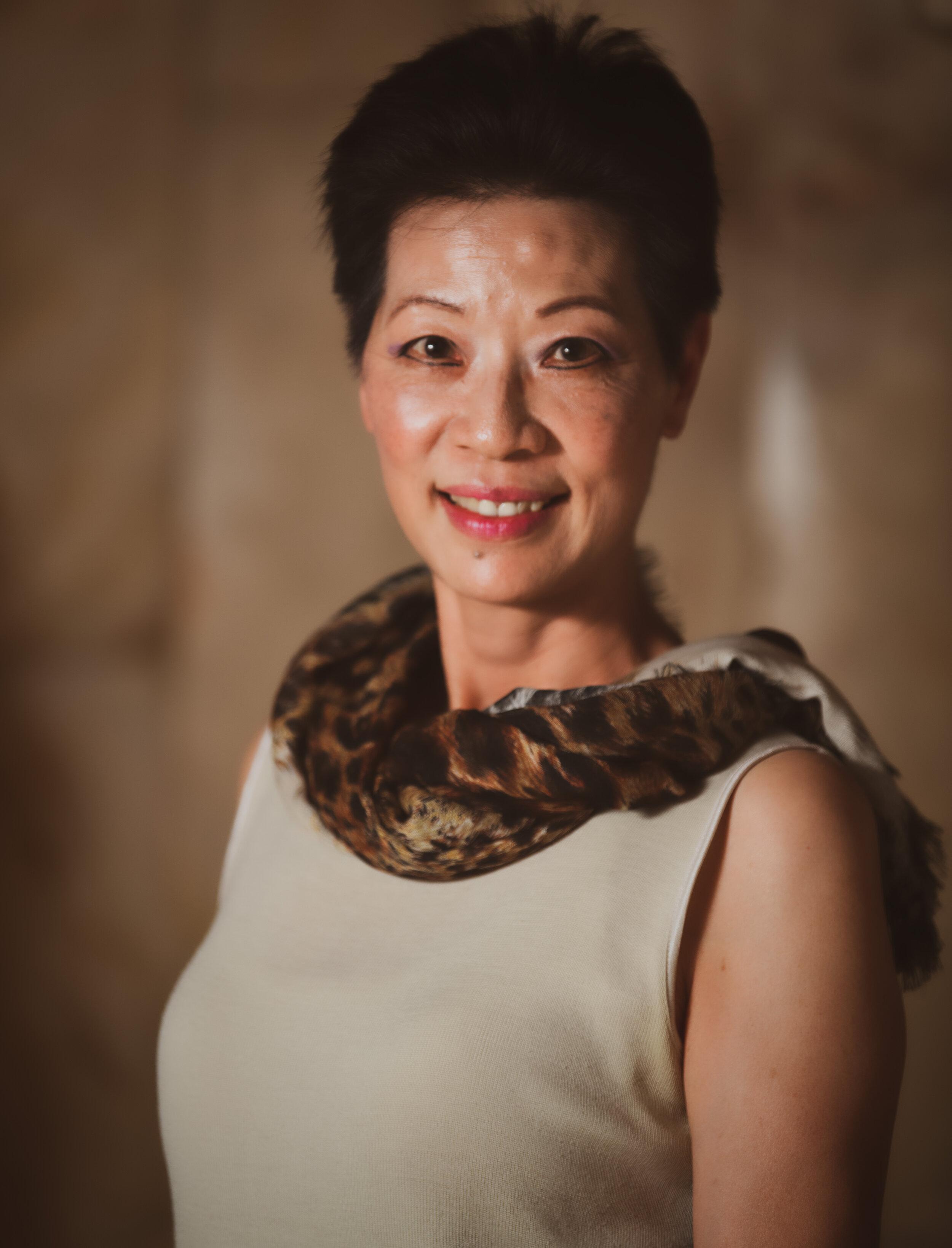 Rose Jung (English Teacher)