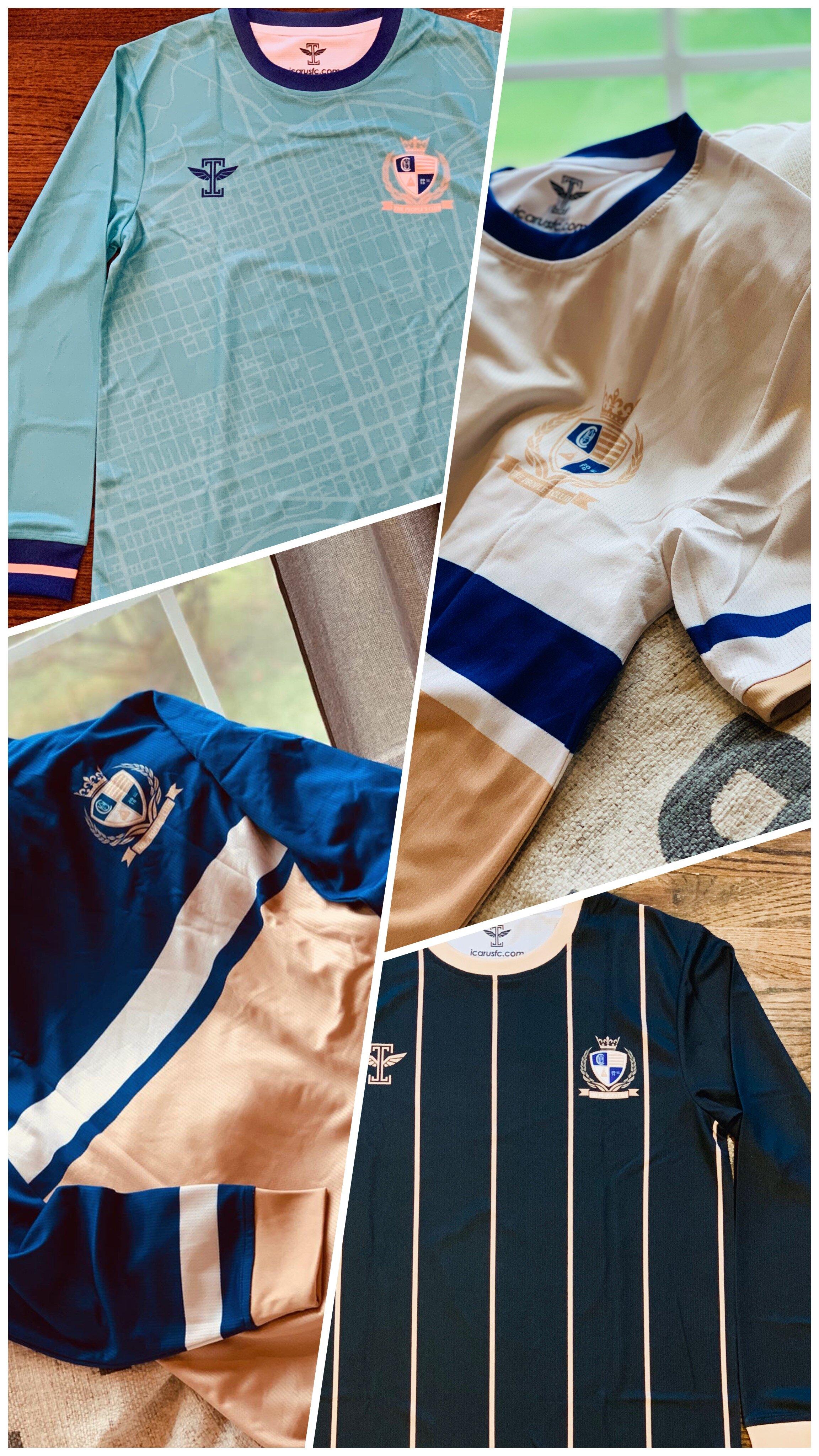 AUFC Kits