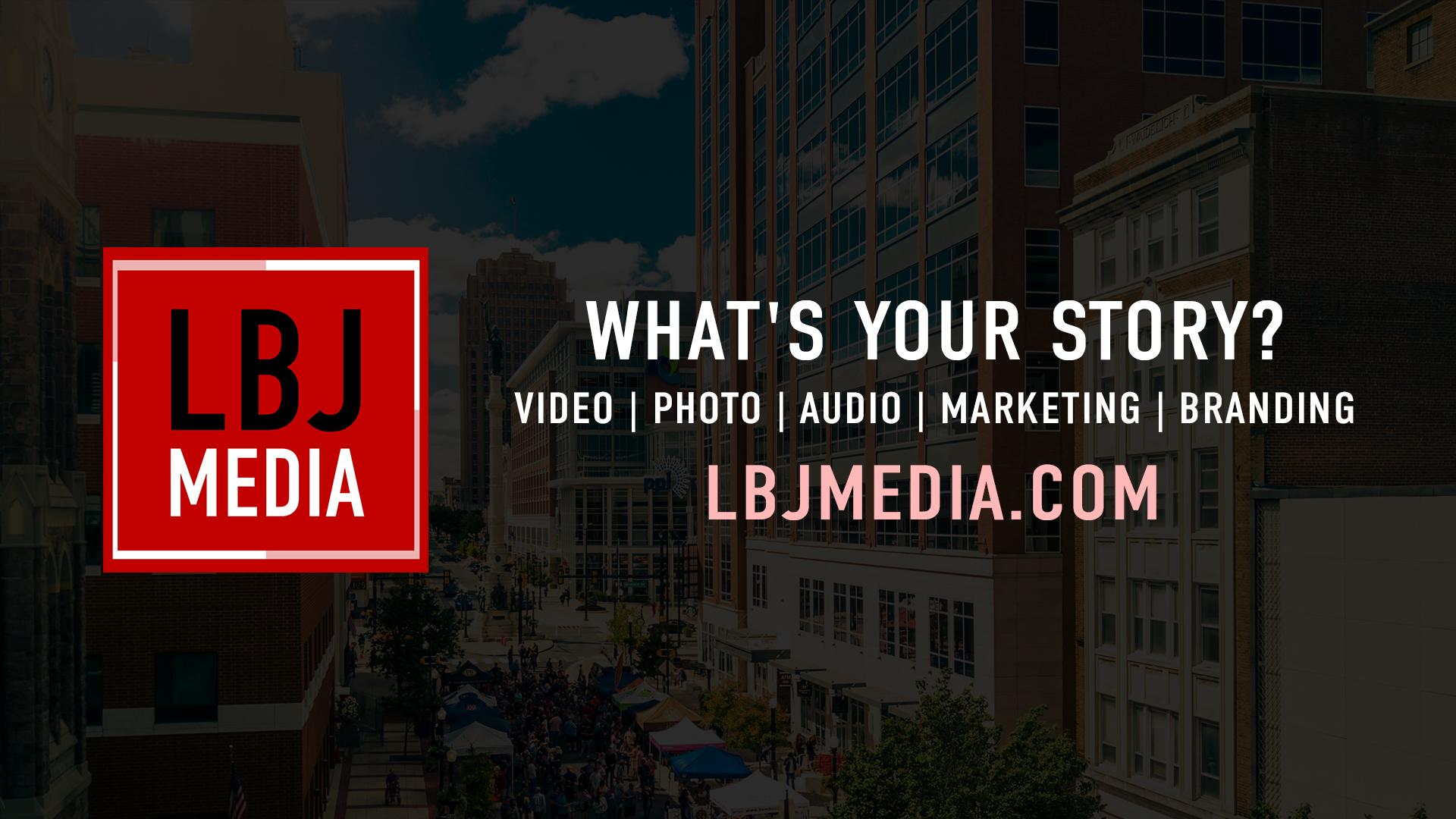 Silver Sponsor LBJ Media