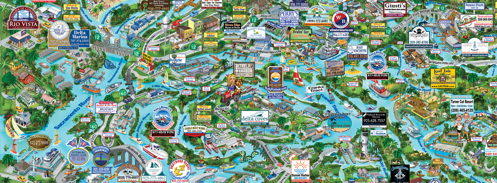 Cartoon Maps & Caricature Maps — MapCo Marketing on drawing a city map, create a city map, design a helmet,