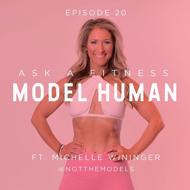 WE'RE BACK! This week the girls are back & have a special guest for Episode 20 - Fitness Model Human, featuring our fab & fit friend @michellewininger_ownyourpower! Available now on Apple Podcasts & Spotify! . . . . #losangeles #losangelespodcast #newpodcast #womenpodcasters #womanpodcast #lapodcast #notthemodels #ntm #sidehustles #sponsorus #girlboss #femalepodcasts #femalepodcaster #losangelespodcast #fitness #fitnesspodelhuman