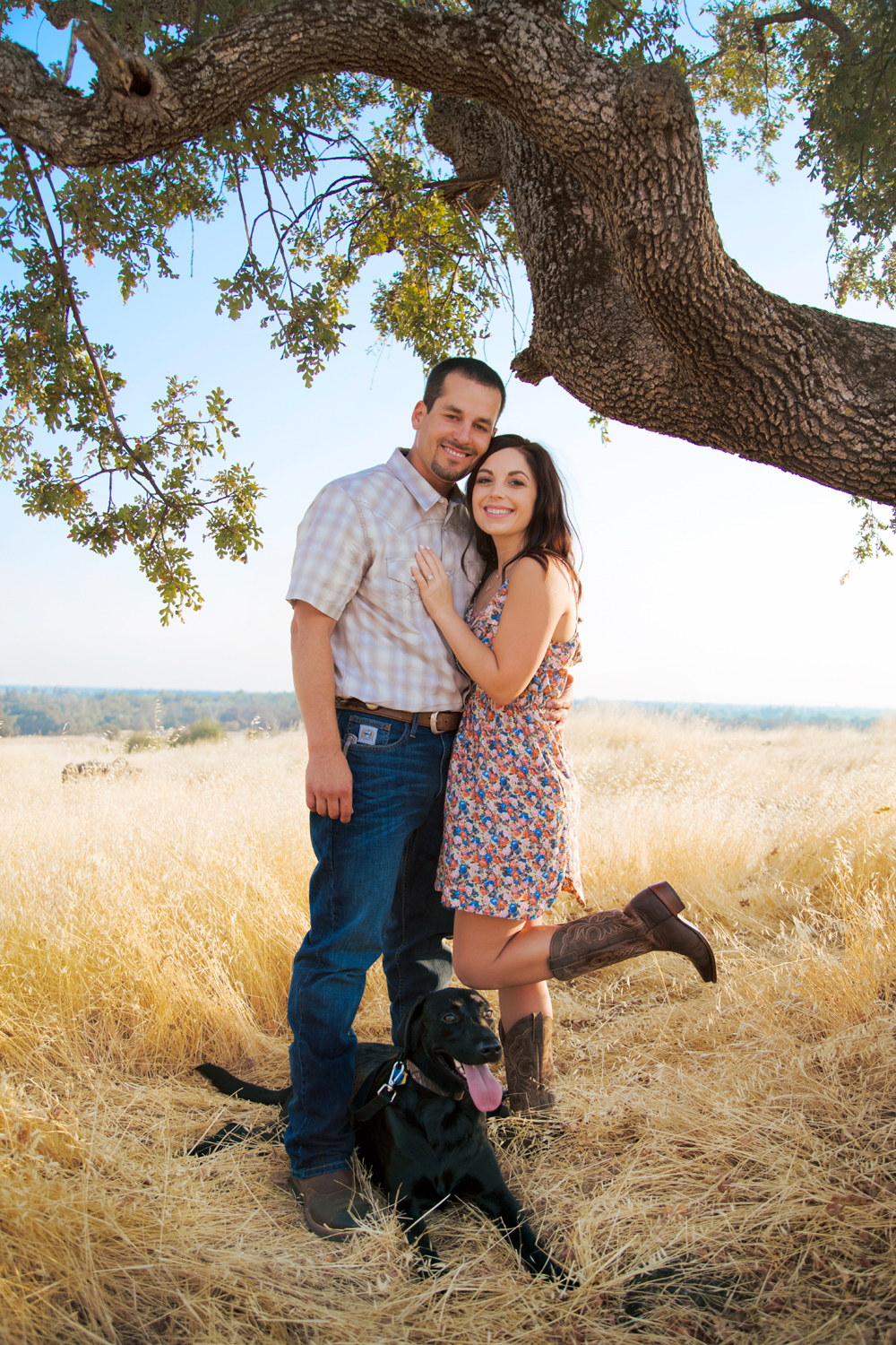 Engagement-with-Dog-photography-Upper-Bidwel-Park-Chico-13-2.jpg