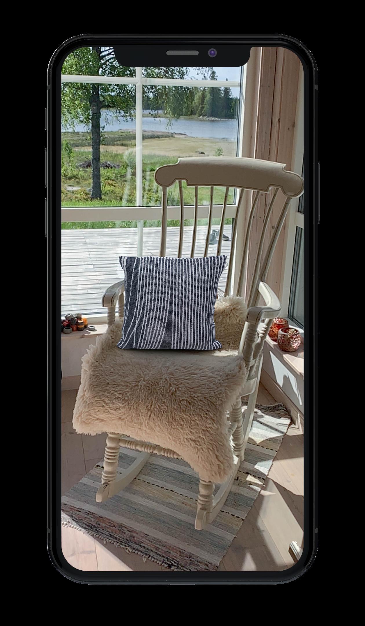 Ornament - Visa dina produkter i augmented reality för ge dina kunder bättre beslutsunderlag och öka din konvertering.