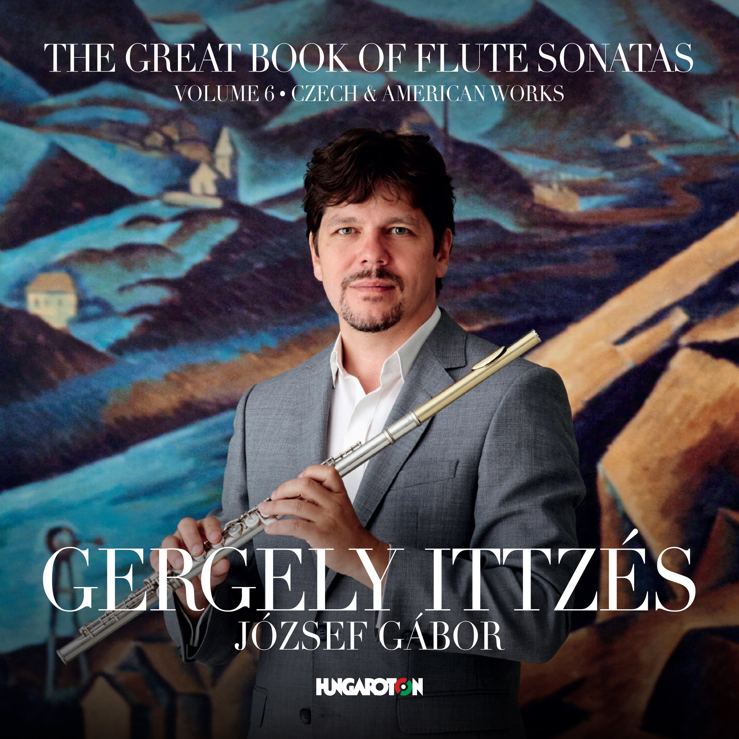 """Hungaroton's Seven-CD Album is in the Top Three! - Hungaroton's seven-CD album """"The Great Book of Flute Sonatas"""" has made it to the top three nominations at the International Classical Music Awards (ICMA) 2019, said the Head of the Jury, Mr. Remy Franck, on the 10th December in a statement. The CD collection, arching over three centuries of flute music and featuring Gergely Ittzés on the flute boasts several raving reviews. The winners will be announced on 19th January 2019. The Award Ceremony and Gala concert will take place in May 2019 at the KKL in Lucerne, Switzerland."""