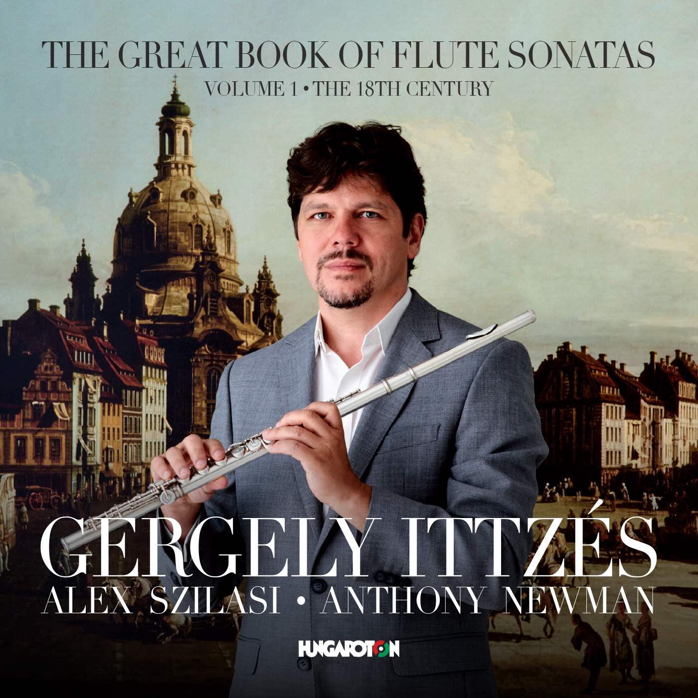 An Unbroken Line of Success: Hungaroton Album Yet Again Nominated for ICMA - After two successive years, Hungarian record label Hungaroton has yet again produced a nominee for the International Classical Music Awards (ICMA). The Great Book of Flute Sonatas, made up of seven extraordinary albums, has been selected to compete in the Best Collection category at ICMA 2019. The CD collection, arching over three centuries of flute music and featuring Gergely Ittzés on the flute boasts several raving reviews. The list of candidates was announced by Luxembourg-based musicologist Rémy Franck on 23 November following the voting of the international jury.
