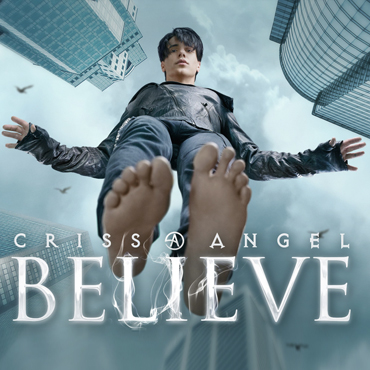 LUXOR HOTEL & CASINO  CRISS ANGEL BELIEVE - EXHIBIT & BOX OFFICE