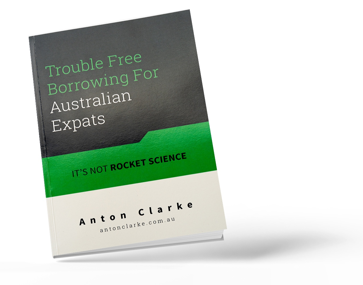 Trouble free borrowing for expats book