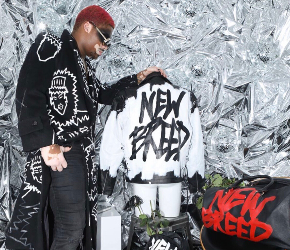 New Breed Collection   now available at    Jeantrix.com