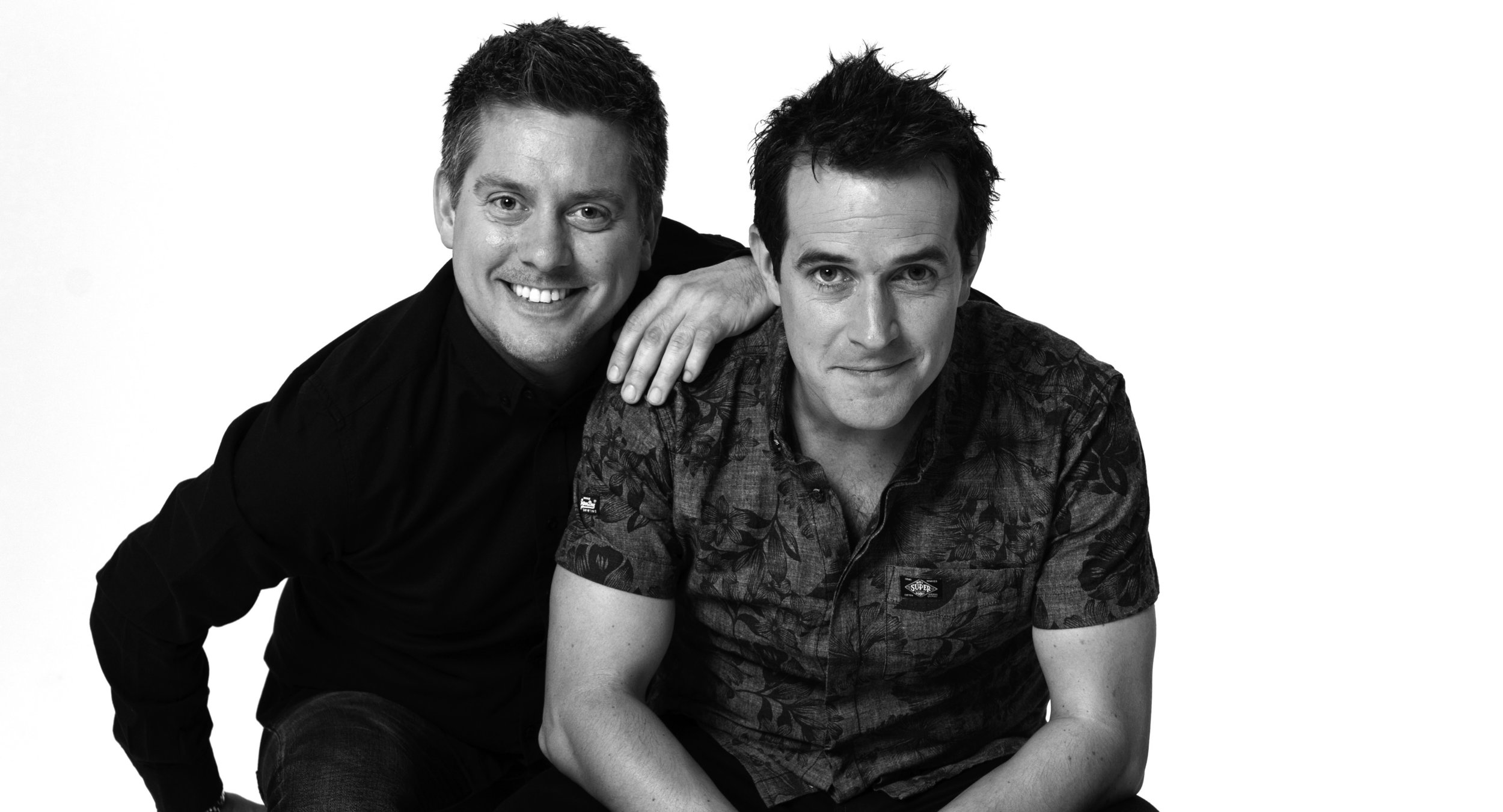 Dick and Dom - Saturday 8th June 2019Fresh off the back of their award winning Dick and Dom stage show, the boys are back in the ring… but this time, it's all about the music! It's time for… The Dick and Dom DJ Battle! Set on different sides of the stage behind their own set of decks, the boys battle it out to see who can whip up the crowd in to the greatest state of EUPHORIA!!! Will it be Dick or will it be Dom?