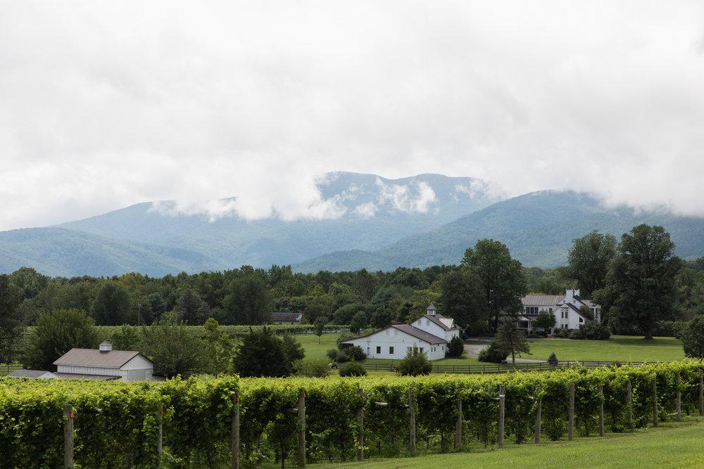 Nelson County Line--Virginia