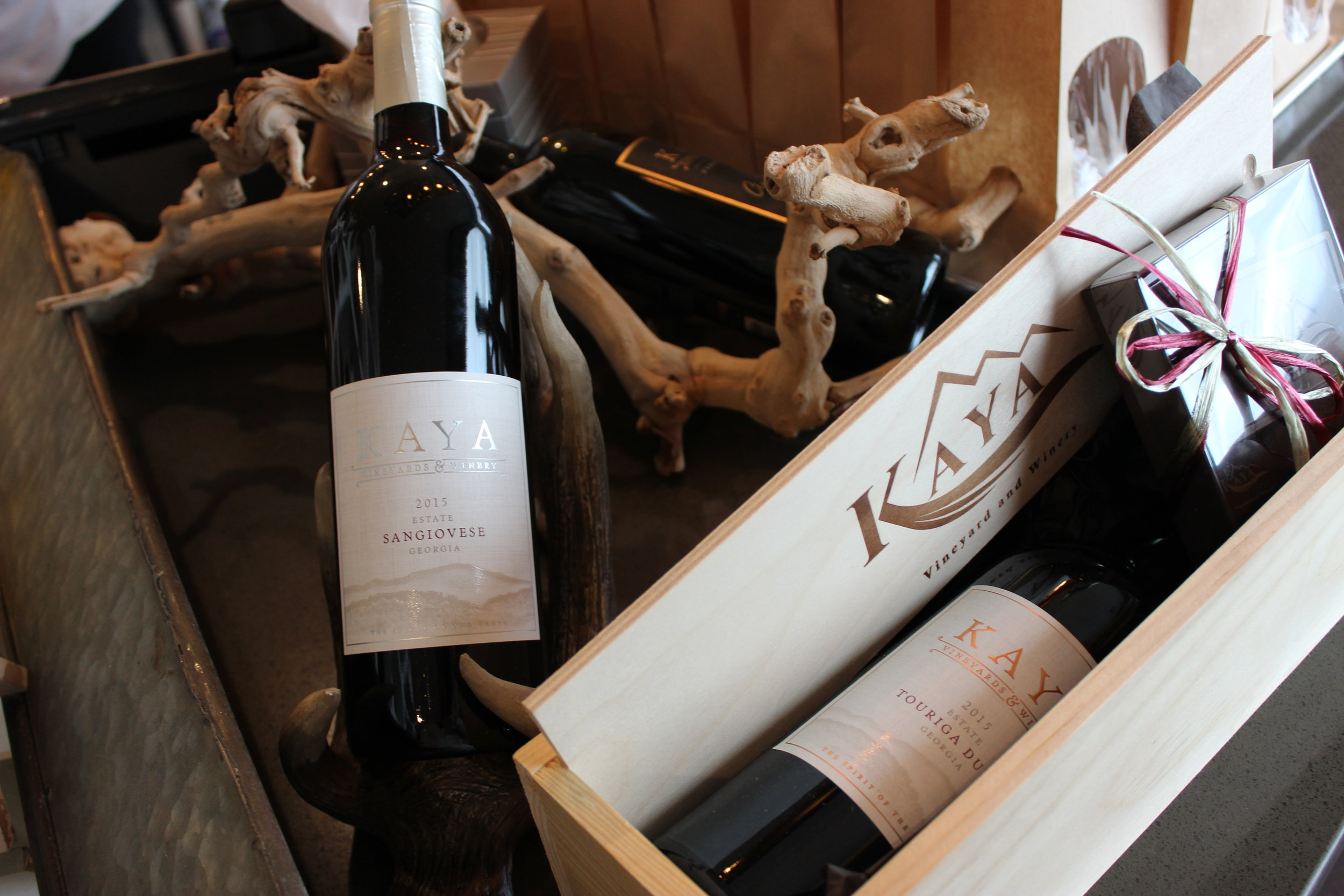 Kaya Vineyard & Winery