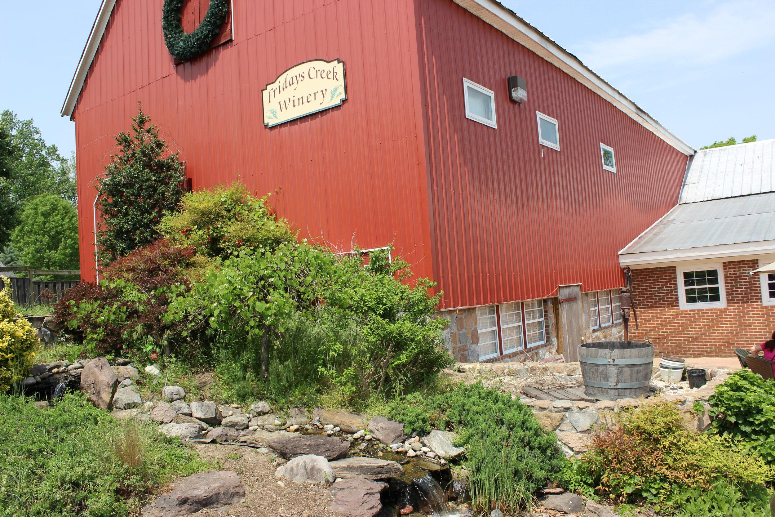 Fridays Creek Winery