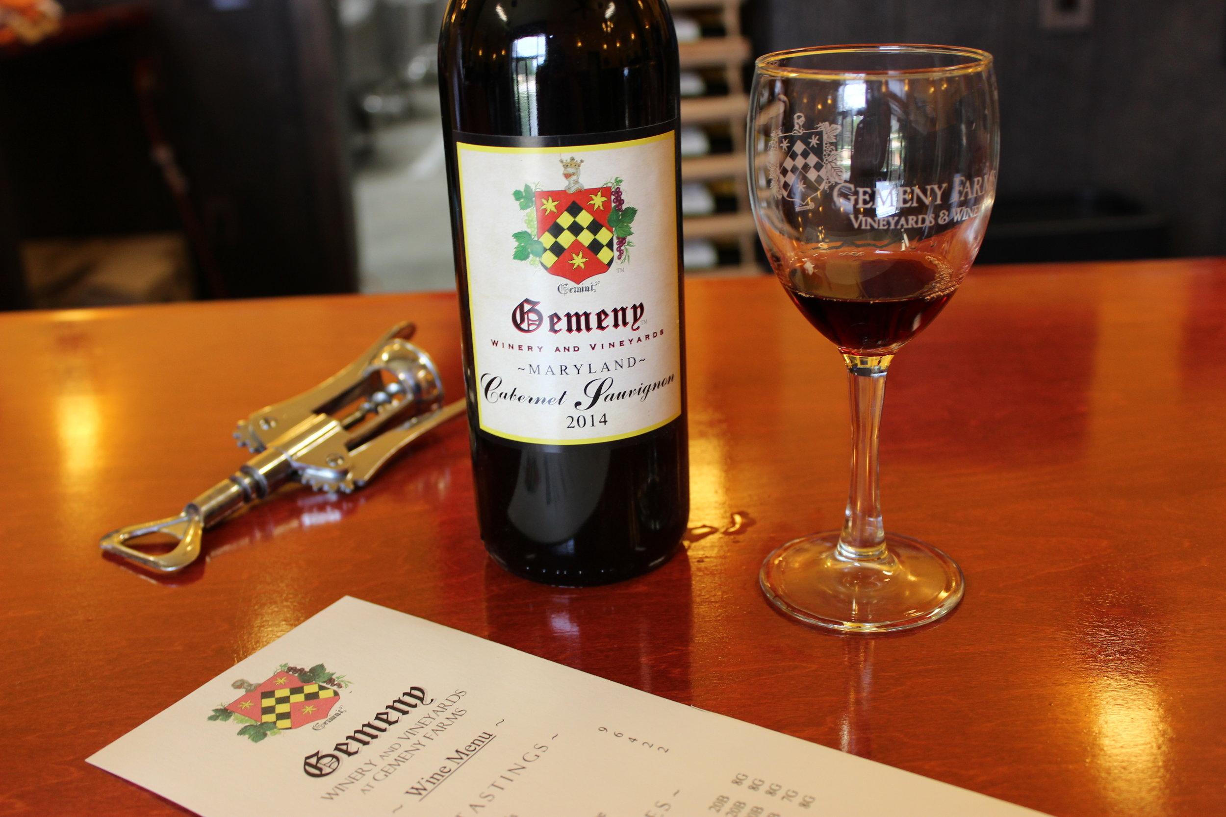 Gemeny Winery and Vineyards